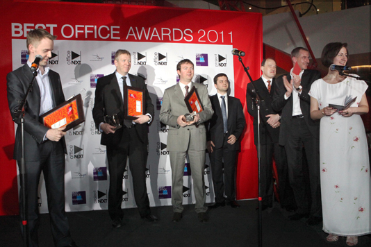Best Office Awards 2011